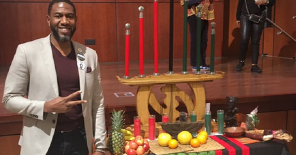 I wish a joyous Kwanzaa to all. This holiday honors the richness of African-American culture and heritage, each day uplifting on