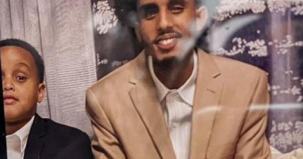 the victim of a fatal police shooting Wednesday evening in Minneapolis, 23-year-old Dolal Idd