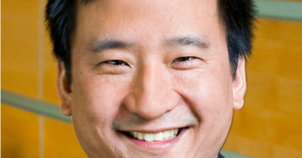 """Queens College President Frank Wu he is """"deeply grateful"""" for the $2.75 million that has just been granted to support needy stud"""