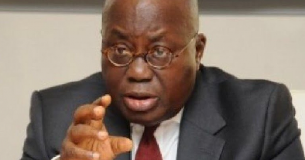Nana Akufo-Addo has been sworn in for a second term as Ghana's president