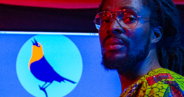 """Liberian-American artist Alex The Way's just released debut single """"Get Off the Ground"""""""