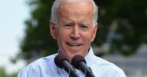 """Joe Biden has proposed, rightly I think, that the """"power of example"""" offers the best way to promote democracy"""