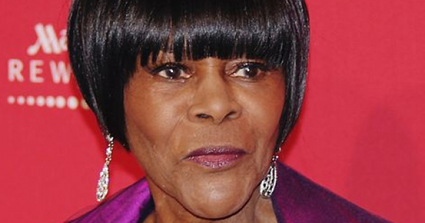 today's passing of iconic actress Cicely Tyson at age 96: