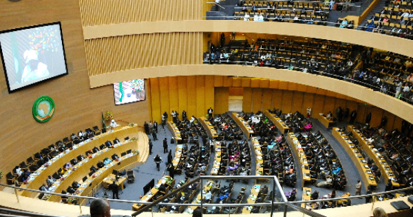 """Black Star News, 34th AU Summit, Egypt's chairmanship in Ethiopia, """"Building the Africa We Want"""","""