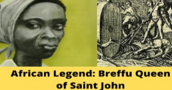 Breffu, an Akwamu African woman, was one of the leaders of this legendary slave rebellion.