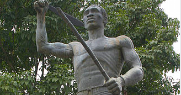 """""""first liberator of the Americas,"""" Gaspar Yanga led one of colonial Mexico's first successful slave uprisings"""