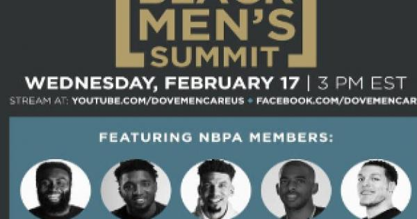 Feb. 17th, from 3: 00 pm to 6:00 pm, the National Basketball Players Association (NBPA) and Dove will be holding a three-hour vi