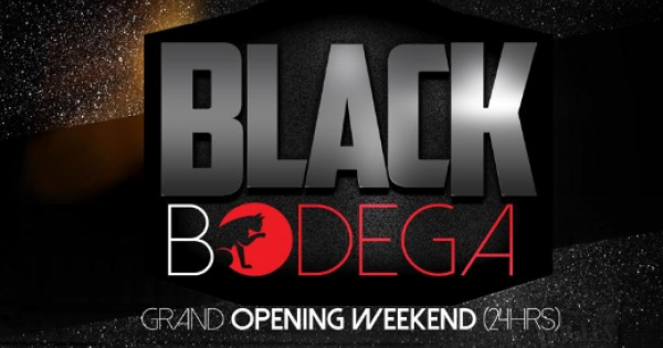 """On Saturday, February 20, Bronx native Alize Jones will launch the grand opening of the first """"Black Bodega"""""""
