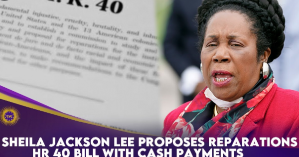 Ms. Jackson Lee, has taken up sponsorship of this legislation, and I am pleased to be an original cosponsor.