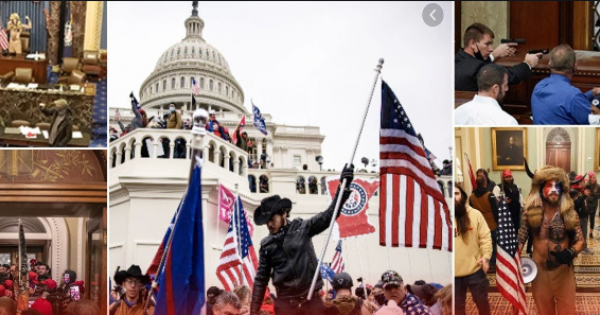 Jan. 6 attack on the U.S. Capitol--and will tackle the topic of white supremacy.