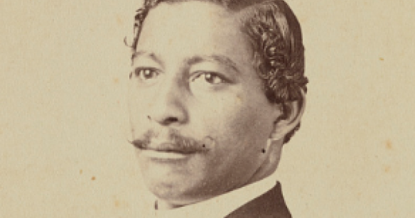 Menard was the first African-American elected to Congress