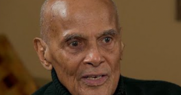 Harry Belafonte's 94th birthday on March 1, a surprise live virtual party