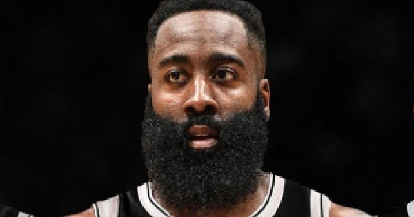The Nets' James Harden is already finding his footing within the local Brooklyn, New York, community