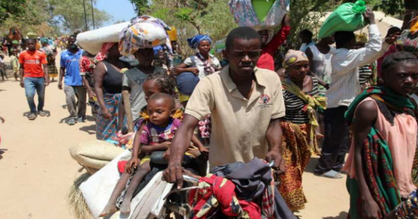 """Hundreds of civilians in Mozambique have been unlawfully killed by the armed group known locally as """"Al-Shabaab"""", government sec"""