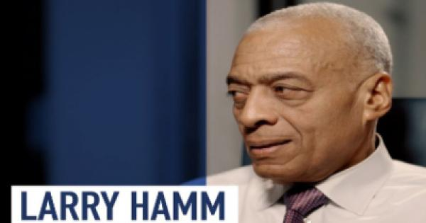 Lawrence Hamm, Chairman, People's Organization For Progress will receive the Covid-19 vaccine shot today, Saturday, March 6th