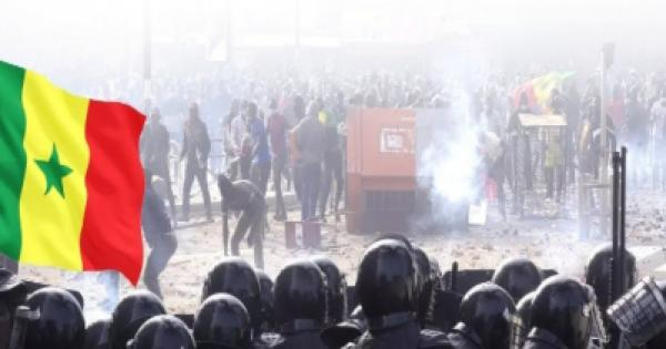 Senegal's Movement to Defend Democracy (M2D), a group of opposition parties and activists, that a three-day country-wide protest