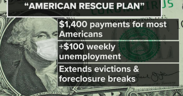 Minnesota Rep. Ilhan Omar released the following statement on her support for the American Rescue Plan