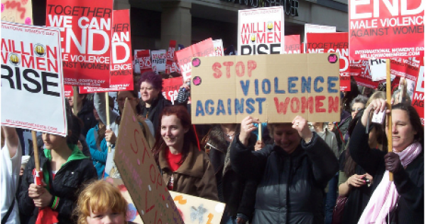international action and commitment to end violence against women and girls