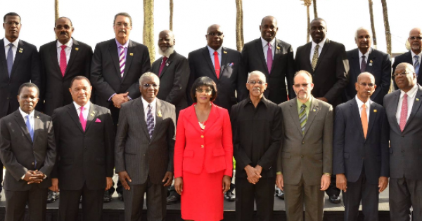 CARICOM and African Group of countries made history in the United Nations this week