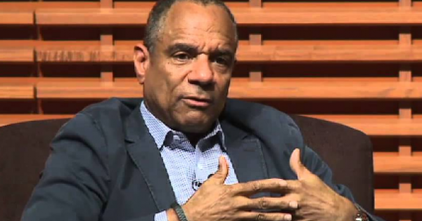 Black business leaders (like Kenneth Chenault above) in America are banding together to call on companies to fight a wave of res