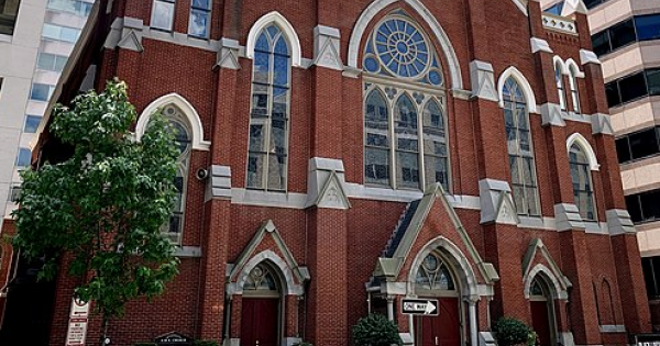 Proud Boys white supremacist group for its attack on a Black church in Washington D.C.