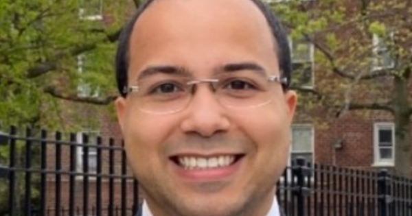 Oswald Feliz has declared victory in the City Council District 15 special election,