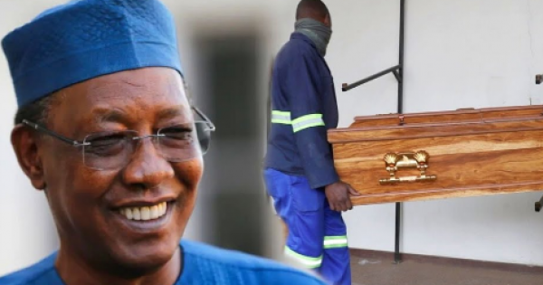 Chad's president, Idriss Déby, has died from wounds sustained in combat,