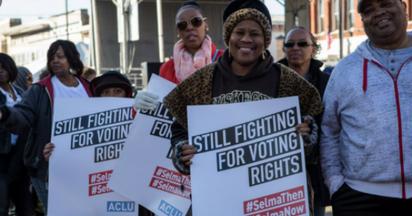 Texas Republicans are at the vanguard of a national push to curtail voting rights