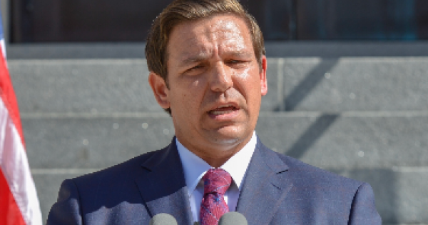 Governor Ron DeSantis (above) and legislative leaders prioritized making it harder for the people to have their voices heard,