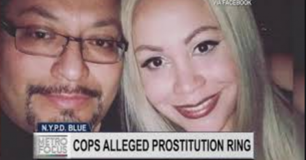 In 2019, a former Vice Detective Ludwig Paz – along with seven other Vice officers – organized an exploitative prostitution ring