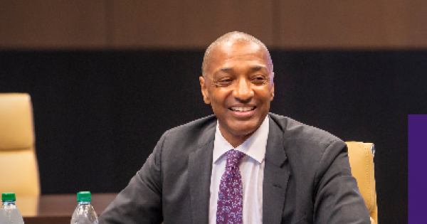 William F. Tate IV will be the first Black person to head LSU — the first to lead any Southeastern Conference college