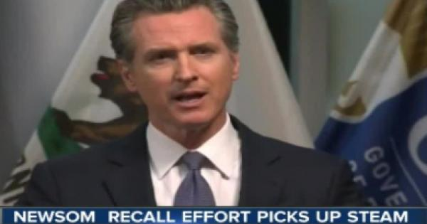 California Democratic Party to get a clue about the current gubernatorial recall election against Governor Gavin Newsom.
