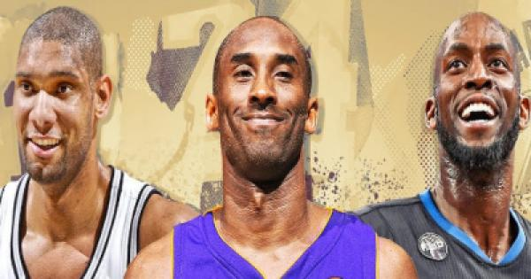 Tim Duncan, Kobe Bryant and Kevin Garnett will be inducted into the NBA Basketball Hall of Fame on Saturday.
