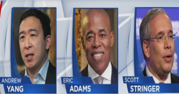 candidates running for mayor of New York City