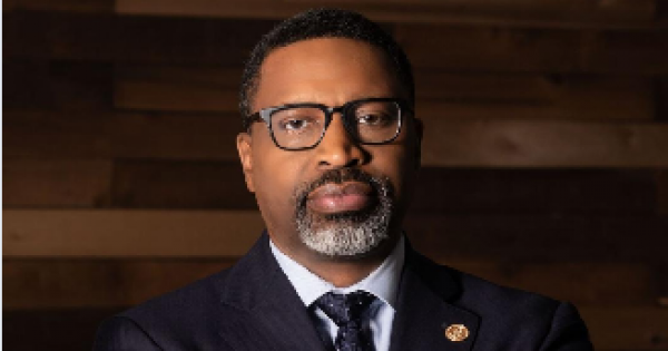 The NAACP, and its CEOPresident Derrick Johnson