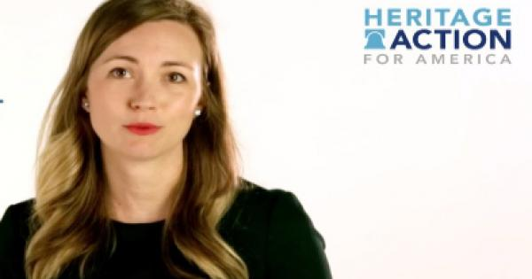 Jessica Anderson, executive director of Heritage Action,