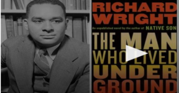 """In 1941, Wright wrote a new novel titled """"The Man Who Lived Underground,"""" but publishers refused to release it,"""