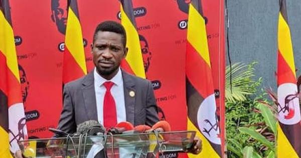 Bobi Wine Presumptive winner of Uganda's presidential election