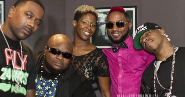 Helese and Dru Hill