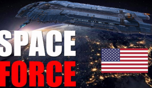 the Space Force, I fear, has nothing to do with protecting the planet's future, or even its partial future (known as U.S. intere