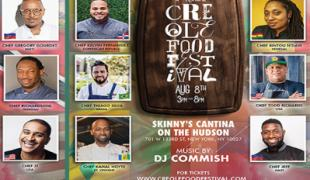 The first and only Creole Food Festival is back for its 3rd year —after a brief hiatus due to the pandemic. The four-city festiv