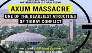 Eritrean troops fighting in Ethiopia's Tigray state systematically killed hundreds of unarmed civilians